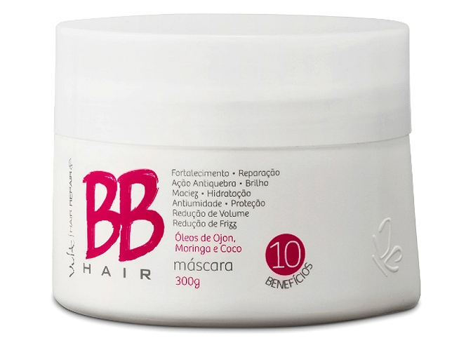 Máscara BB Hair, Vult. (Foto: Divulgação)