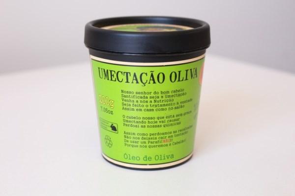 Umectação Oliva Lola Cosmetics. (Foto: Divulgação)