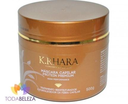 Máscara K.Rhara Protein Premium. (Foto: Divulgação)