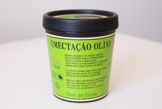 Umectação Oliva - Lola Cosmetics. (Foto: Divulgação)
