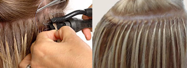 Modelos de Mega Hair