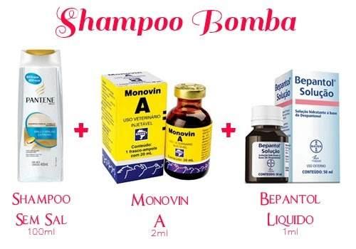 Shampoo bomba 3