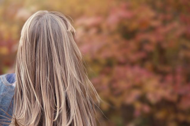 cabelos com luzes